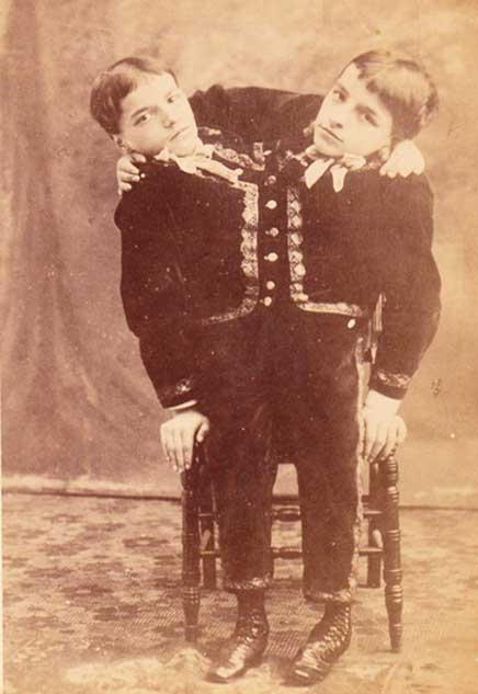 1880's cabinet card photograph of the Tocci Brothers by Obermiller & Kern. It was sold by the Tocci Brothers.