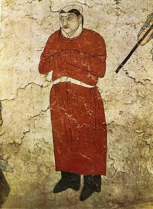 A Khitan man. (Yprpyqp/CC BY SA 4.0)