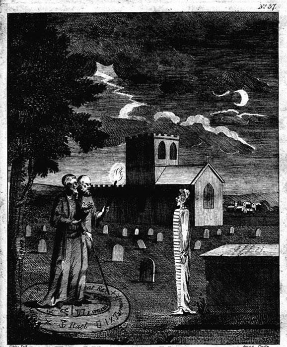'A Magician' by Edward Kelly.
