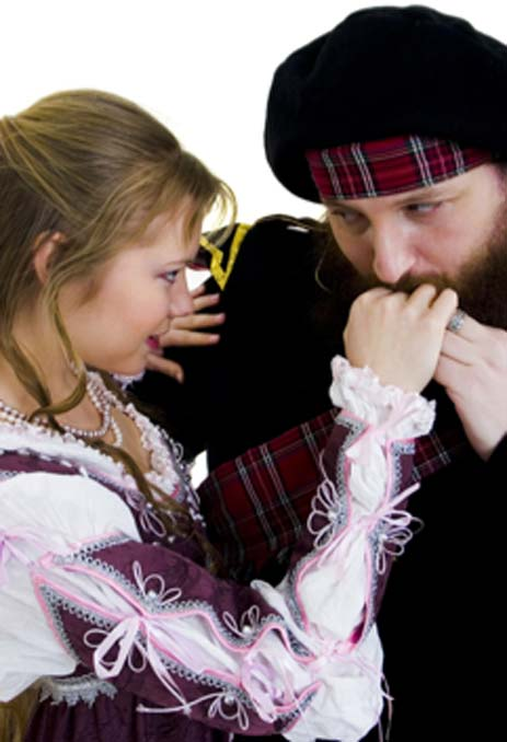 A majority of Scottish people married in their local community and which helped to preserved their genetic identity. (Vasiliy Koval / Adobe Stock)