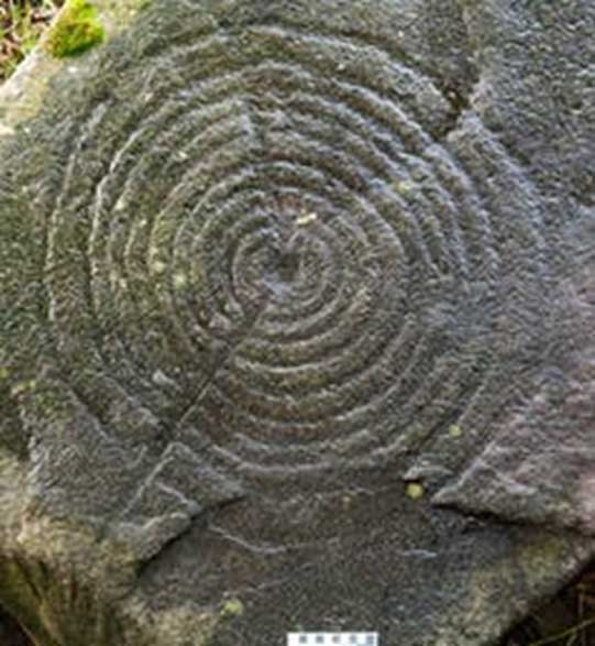 A multi-ringed motif in Ireland. (Author provided)
