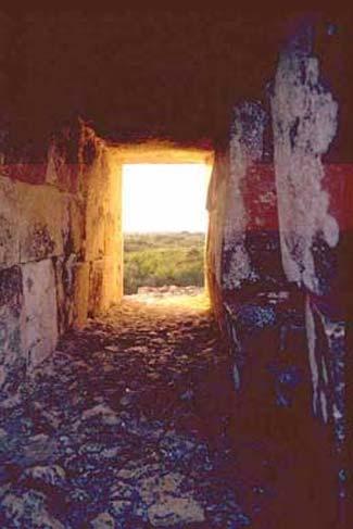 Mirilla en El Caracol. (Vía autor)