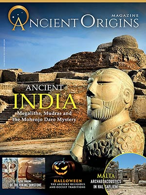 Ancient Origins October 2018 Magazine