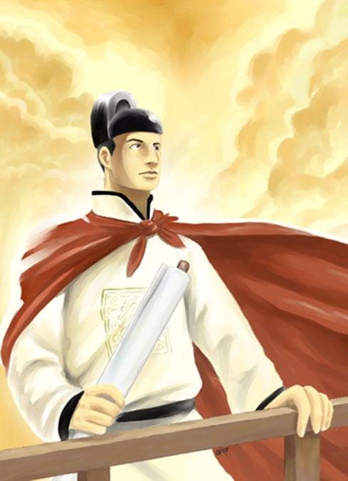 Admiral Zheng He.