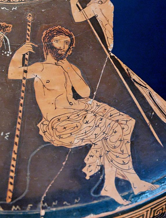 a review of the confusing take of agamemnon