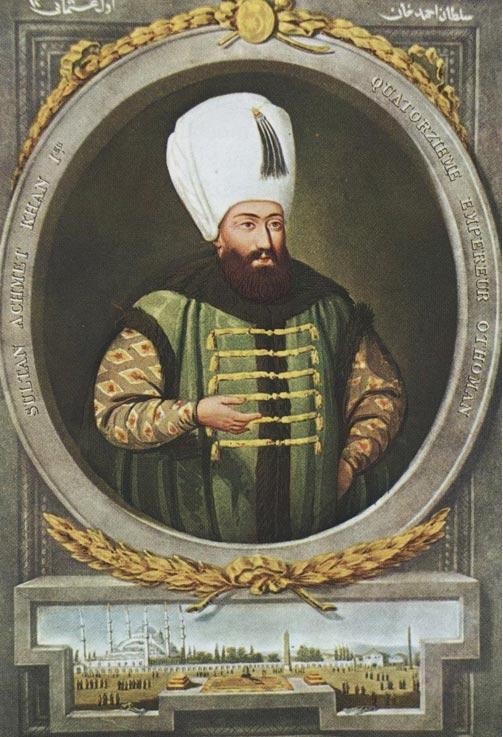 Ahmet I.