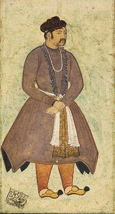 Akbar the Great, Shah Jahan's grandfather.