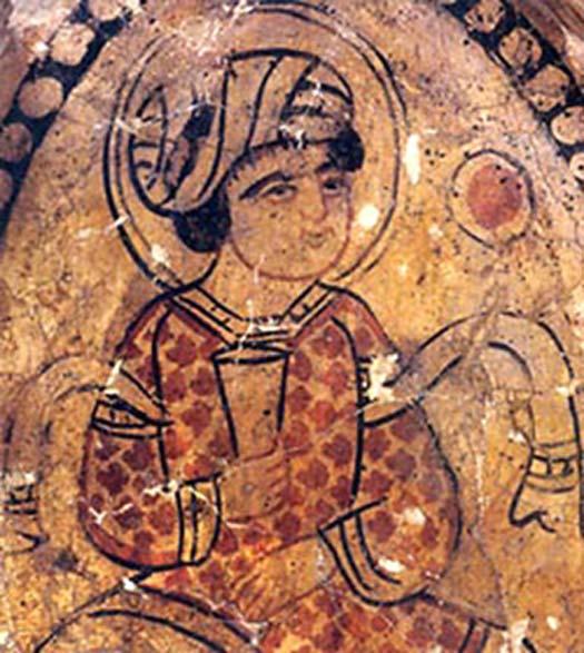 A portrait of Al-Hakim bi-Amr Allah