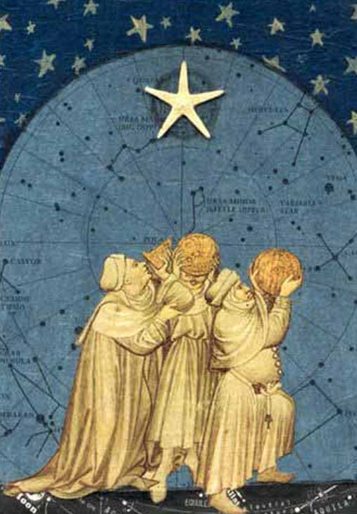Ancient stargazers