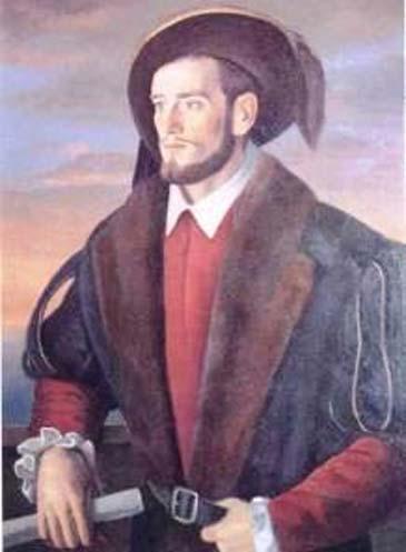 Explorer Andrés de Urdaneta
