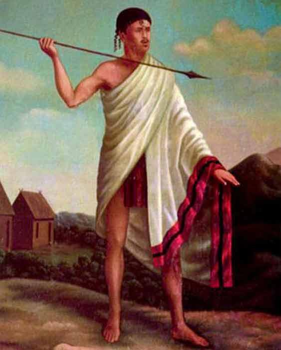 King Andrianampoinimerina of Madagascar. (Philippe-Auguste Ramanankirahina (1860-1915) / Public domain)