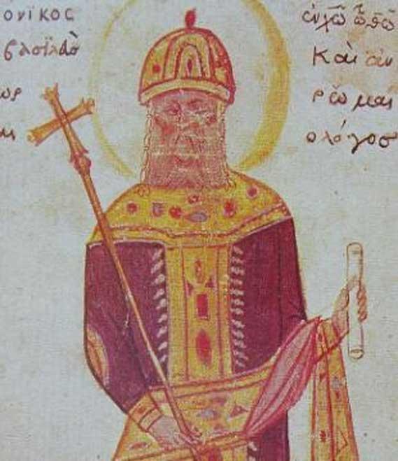 Andronicus II Byzantine emperor (1282-1328)