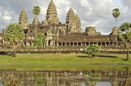Angkor Wat, the largest ancient city of all time