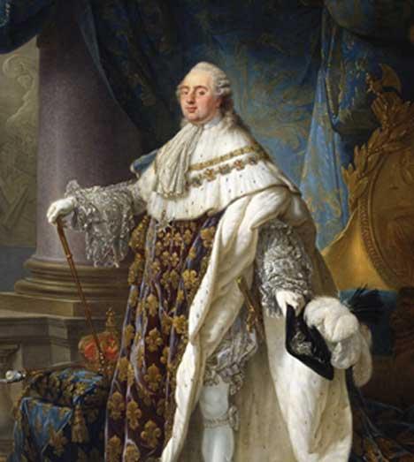 Antoine-François Callet - Louis XVI (Public Domain)