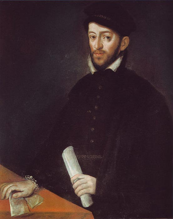 Antonio Pérez – Ana's secret lover.