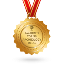 Ancient Origins Awards - Top  Archaology blogs