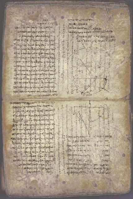 Archimedes' Palimpsest