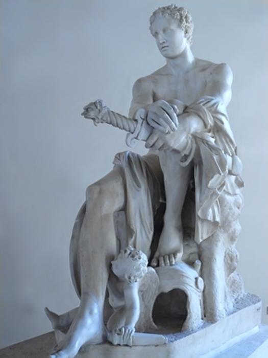 Ares the Greek god of war. (Mary Harrsch / CC BY-SA 2.0)