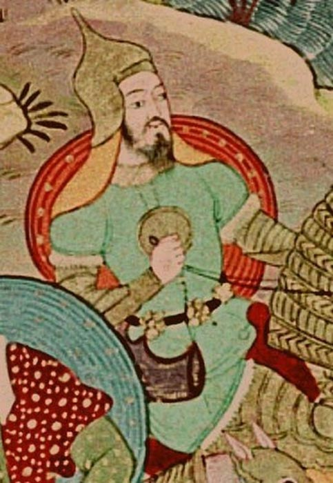 Ariq Böke, Khagan of the Mongol Empire