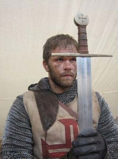 From the magnificent 2007 Swedish movie 'Arn, the Knight Templar'.