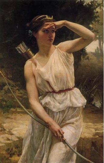 Artemis, Seignac