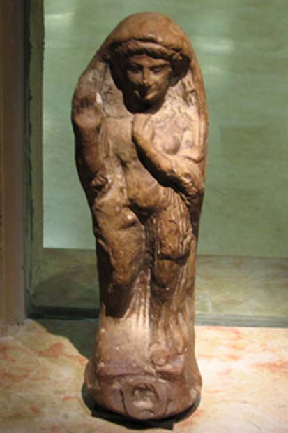 Asherah, Canaanites goddess of motherhood and fertility. (Matanya / CC BY-SA 3.0)