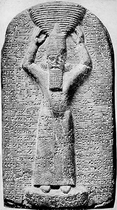 Ashurbanipal as High Priest