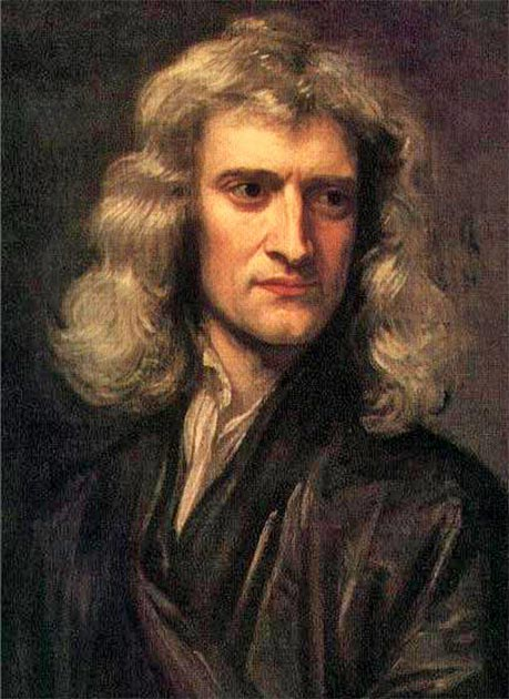 Astronomical calculations in some of Sir Isaac Newton's unpublished papers have revealed what he believed to be Jesus' crucifixion date. (Barrington Bramley / Public domain)