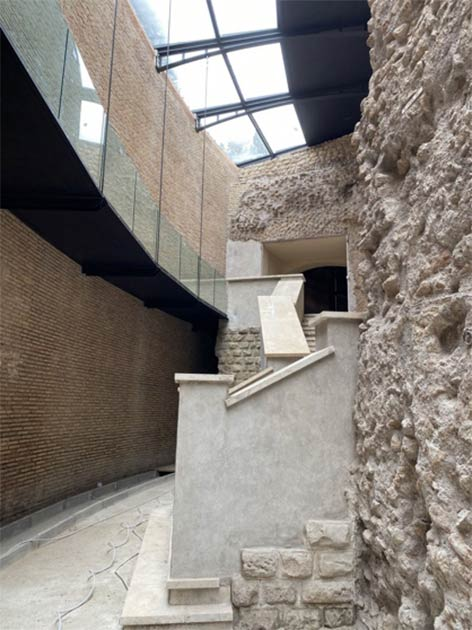 The Augustus tomb has received a much needed new lease of life, thanks to a multi-million Euro investment. (Sovrintendenza Capitolina / Rome Culture)