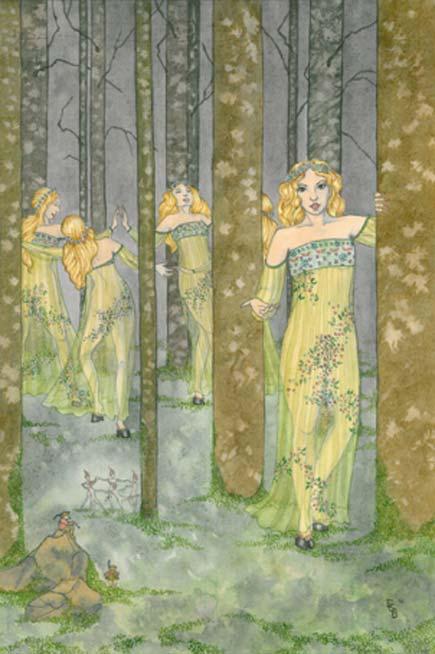 'Baobhan Sith Dance.' (erinclaireb)