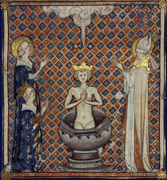The Baptism of Clovis