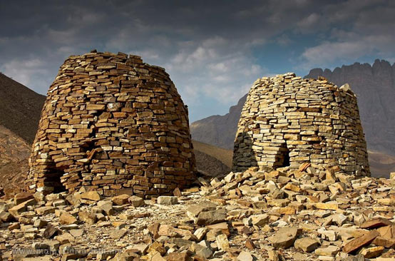 Beehive 'tomb' at Al Ayn Oman