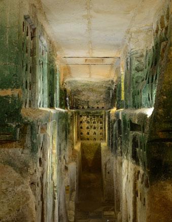 Beit Guvrin - The Columbarium