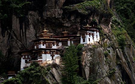 Bhutan: Taktsang Monastery