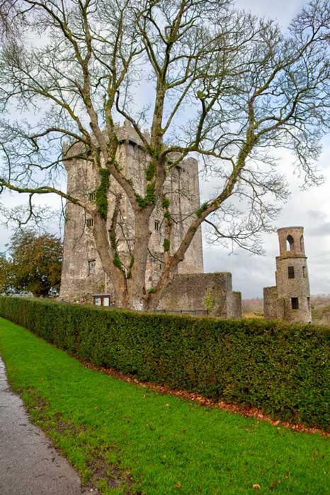 Blarney Castle. Credit: Ioannis Syrigos