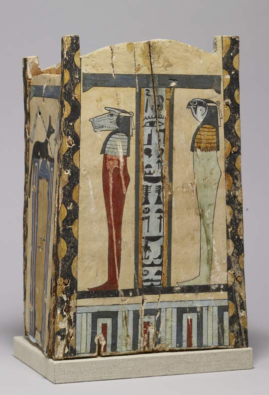 Box for Ushabtis or Canopic Jars
