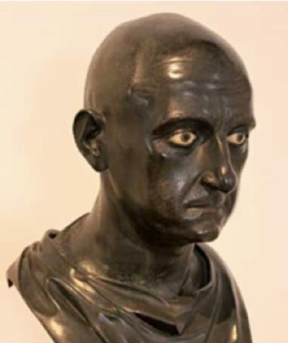 Bronze Bust of Scipio Africanus, Naples National Archaeological Museum. (Miguel Hermoso Cuesta/ CC BY-SA 3.0)