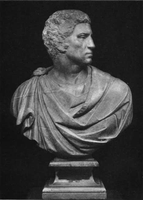 Brutus by Michelangelo Buonarroti