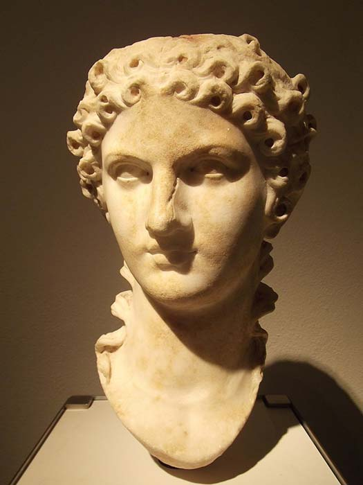 Bust of Julia Agrippina