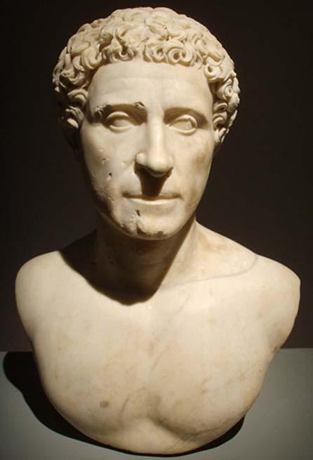 Bust of Labienus