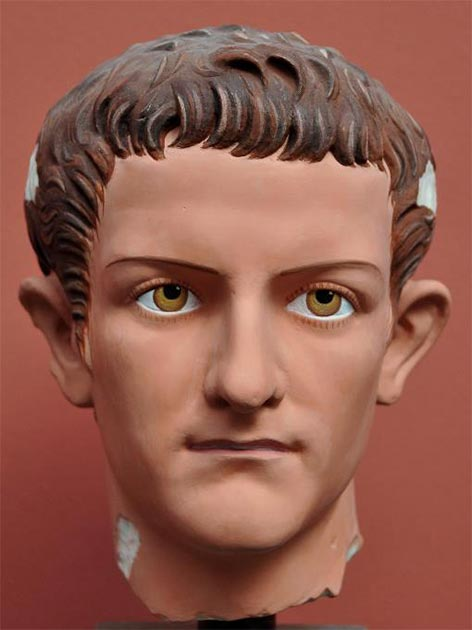 Caligula also committed or attempted murder with poison. (Michiel2005/CC BY NC 2.0)