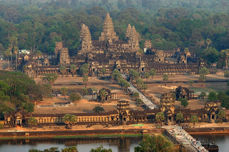 Cambodia: Temples of Angkor