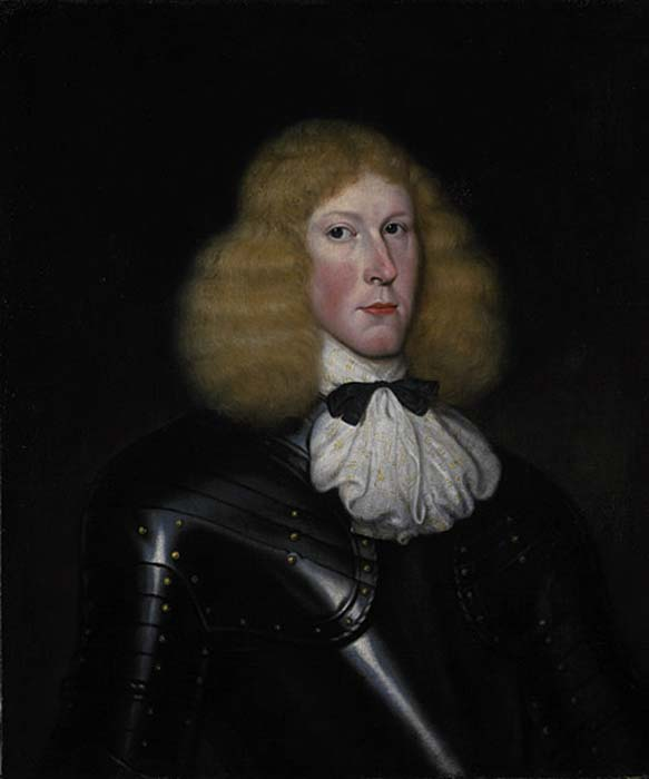 Captain Robert Campbell of Glenlyon.