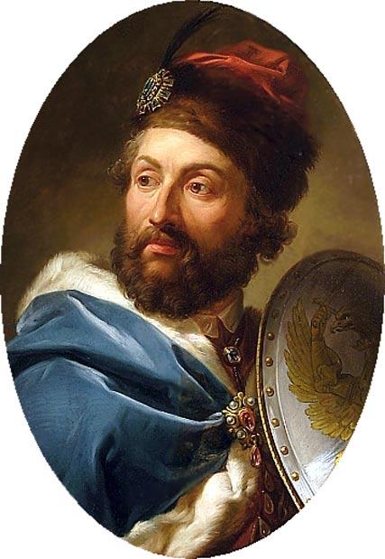 Casimir IV, by Marcello Bacciarelli.
