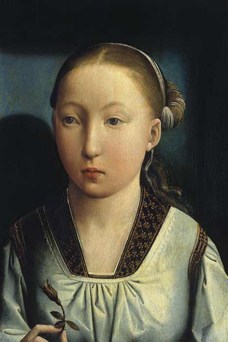 Catherine of Aragon was just three when her marriage to Arthur, the future King of England, was decided. (Public domain)