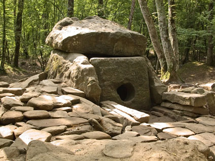 Caucasian Dolmen - Legends