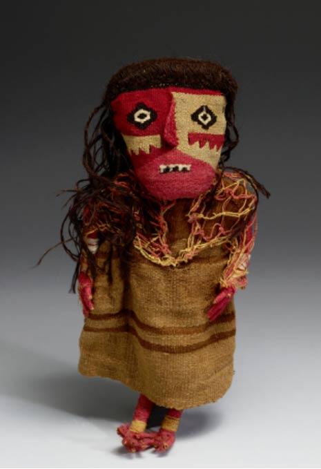 A Chancay 'doll.'