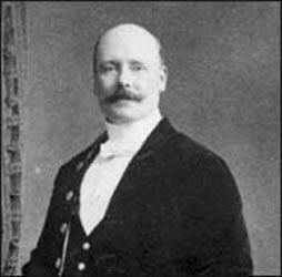 Portrait of Charles Dawson.