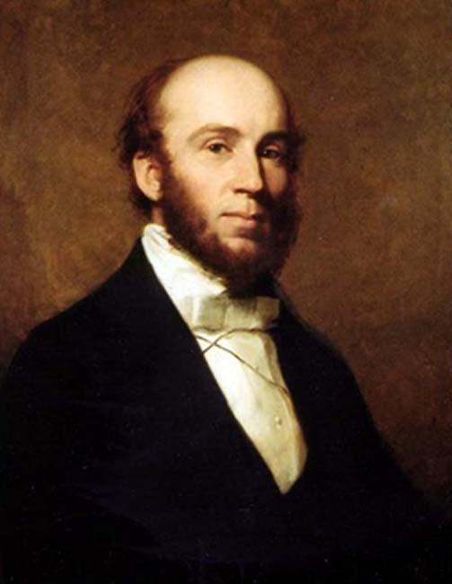Charles Piazzi Smyth (1819–1900), Astronomer Royal of Scotland. (Public Domain)