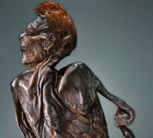 Clonycavan Man hair - Clonycavan Man: misterio de 2300 años